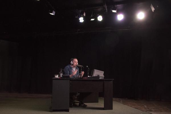 Photo Flash: 5thWall Theatre Presents TALK RADIO
